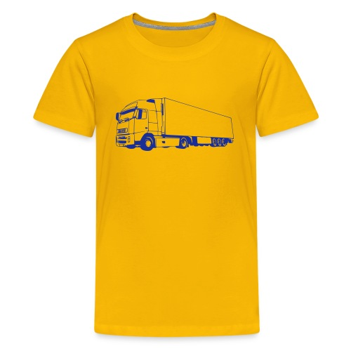 t-shirt - truck / lorry - Kids' Premium T-Shirt