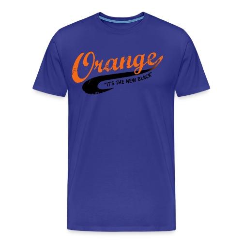 Orange is The New Black - Men's Premium T-Shirt