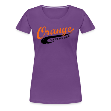 Free Piper, Orange is the New Black Women's T-Shirts