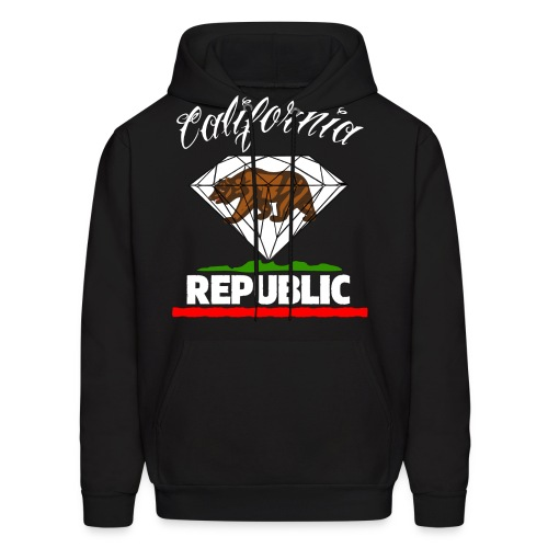 Made in California - Men's Hoodie