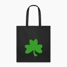 One Shamrock One Color Bags & backpacks