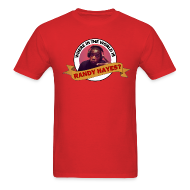 T-Shirts ~ Men's T-Shirt ~ Where in the World is Randy?
