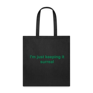 Surreal Bag - Tote Bag