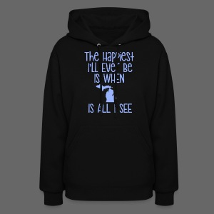 Happiest I'll Ever Be - Women's Hoodie