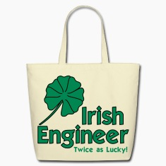 Irish Engineer Bags & backpacks
