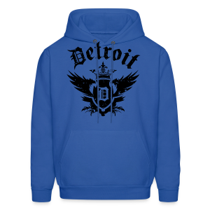 DETROIT ROYALTY - Men's Hoodie