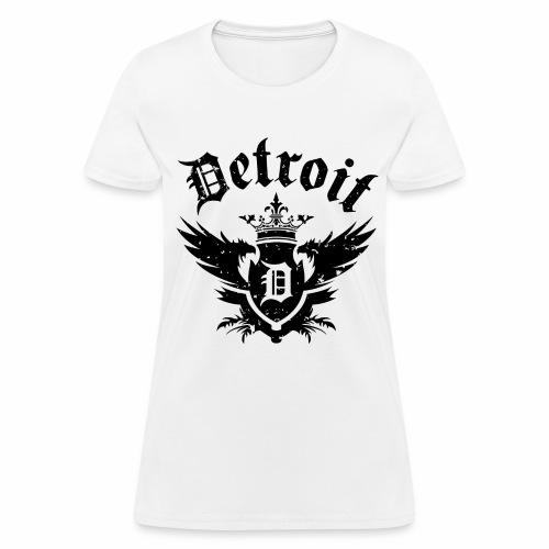 DETROIT ROYALTY - Women's T-Shirt