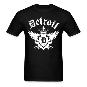 DETROIT ROYALTY - Men's T-Shirt