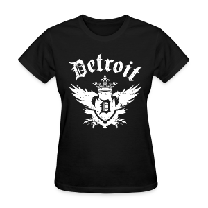 DETROIT ROYALTY - Women's T-Shirt