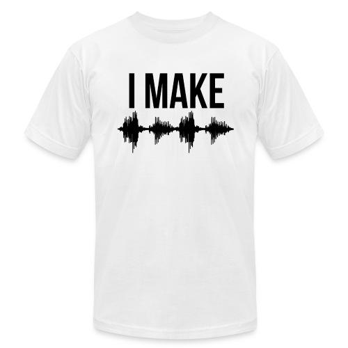 Men I Make Waves Shirt - Men's Fine Jersey T-Shirt