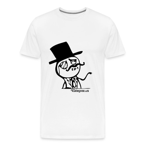 Like A Sir - Men's Premium T-Shirt