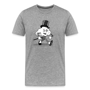 Mr. McCloud (mens) - Men's Premium T-Shirt