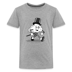 Mr. McCloud (kids) - Kids' Premium T-Shirt