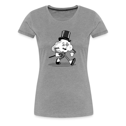 Mr. McCloud (womens) - Women's Premium T-Shirt