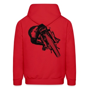 Cafe Racer on the Lean - Men's Hoodie
