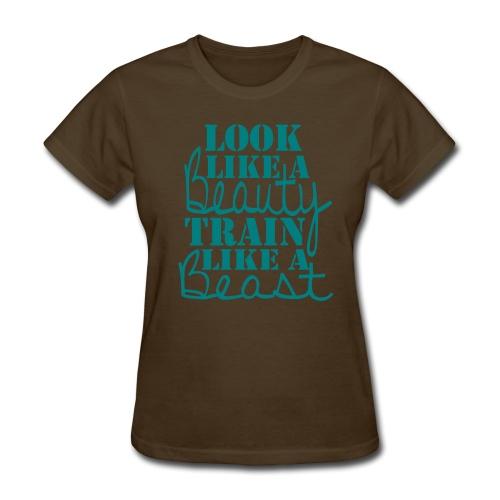 Beauty & Beast - Women's T-Shirt