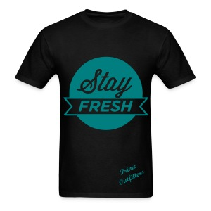 Prime Outfitters - Stay fresh - Men's T-Shirt