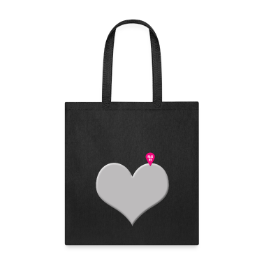 heart you are here - love and valentine's day Bags & backpacks