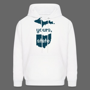 UP Yours Ohio - Men's Hoodie