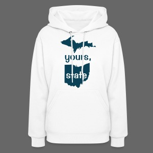 UP Yours Ohio - Women's Hoodie