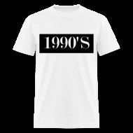 T-Shirts ~ Men's T-Shirt ~ 1990's
