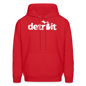 DETROIT-MICHIGAN - Men's Hoodie