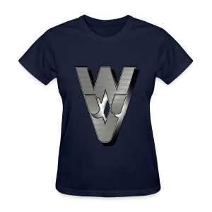 WVlogo - Women's T-Shirt