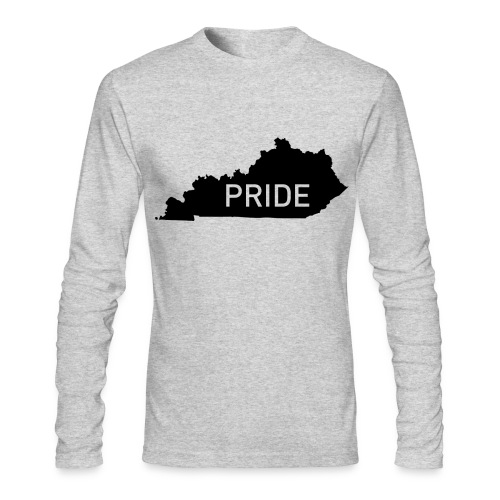 State Pride - Men's Long Sleeve T-Shirt by Next Level
