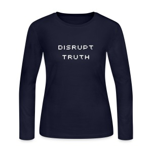 Women's DT LS T-shirt - Women's Long Sleeve Jersey T-Shirt