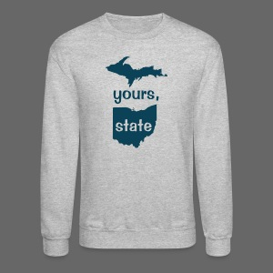 Up Yours Ohio - Crewneck Sweatshirt