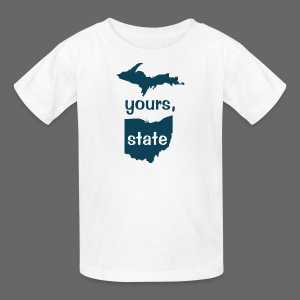 Up Yours Ohio - Kids' T-Shirt