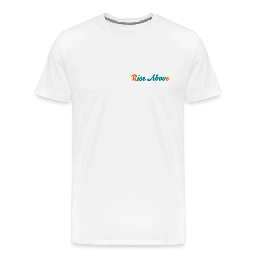 Miami x Rise - Men's Premium T-Shirt