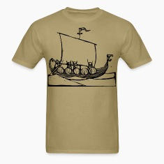 Viking Ship T-Shirts