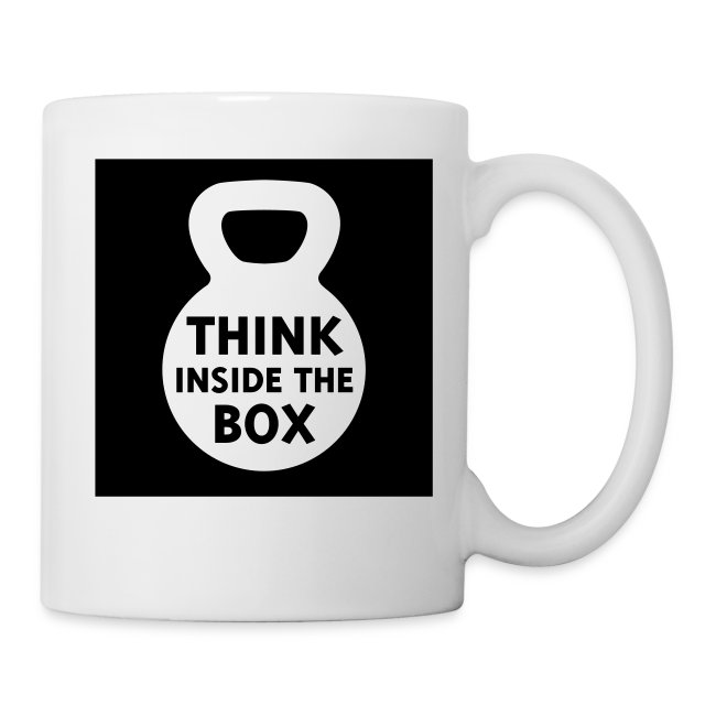 Think Inside the Box Mug