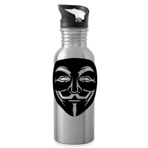 Anonymous water bottle - Water Bottle