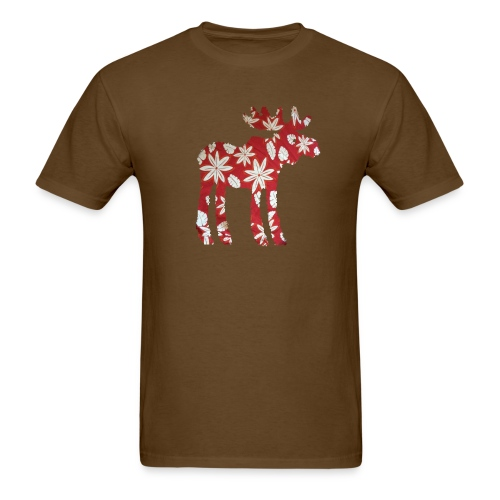 Aloha Moose I - Men's T-Shirt
