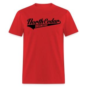 North Cedar Dreamland T Shirt - Men's T-Shirt