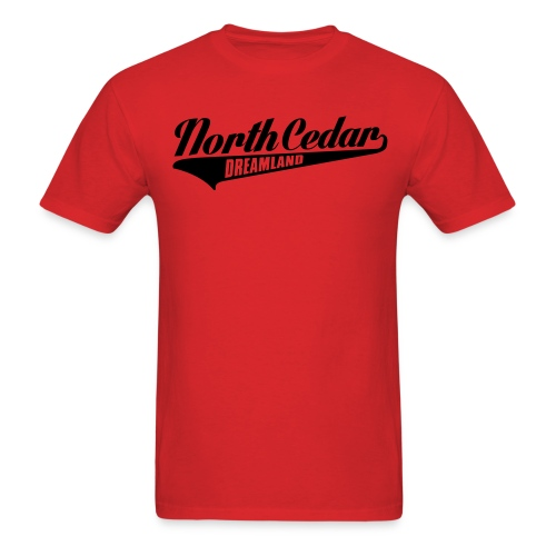 North Cedar Dreamland T Shirt - Men's T-Shirt
