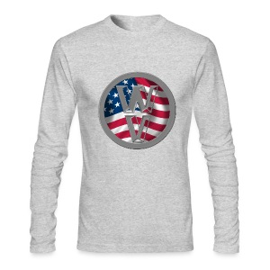 CircleWV - Men's Long Sleeve T-Shirt by Next Level