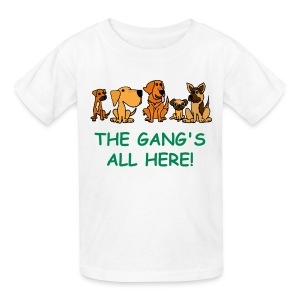 GANG'S ALL HERE T-SHIRT - Kids' T-Shirt
