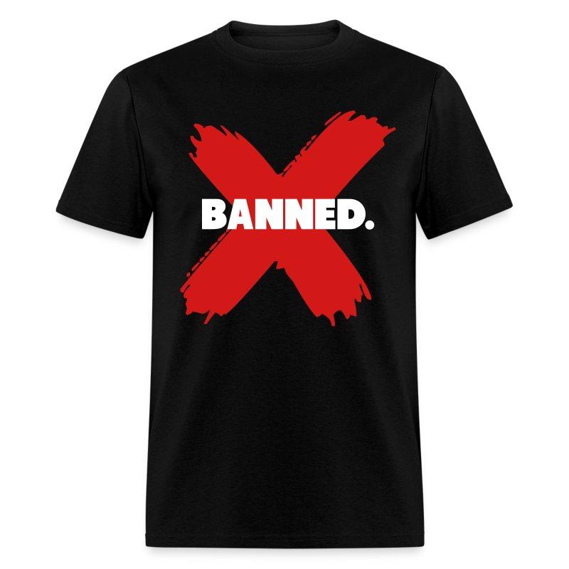 Banned Retro 1 Jordan Shirt T Shirt Spreadshirt