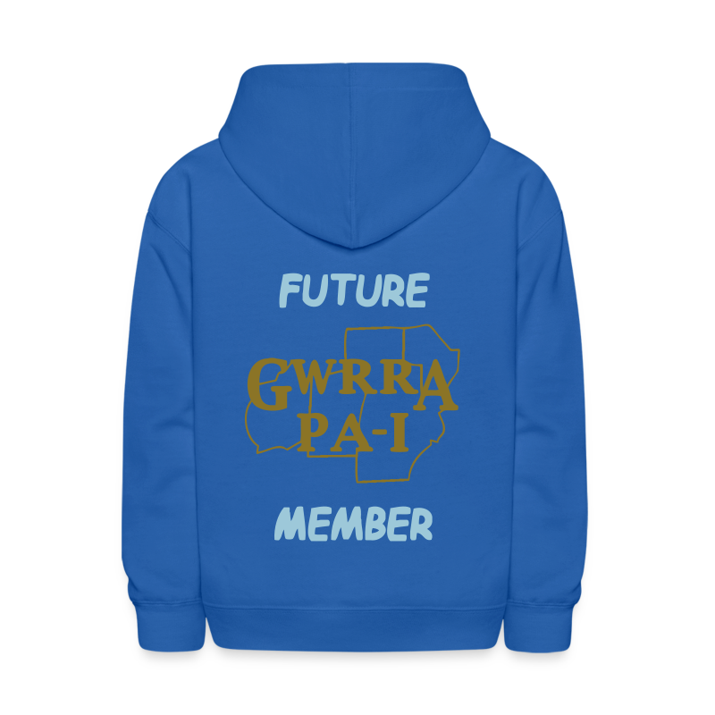 Kid's Hooded Sweatshirt- Future PA-I - Kids' Hoodie