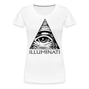 Illumanti  - Women's Premium T-Shirt