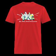 T-Shirts ~ Men's T-Shirt ~ [mWe] New Logo