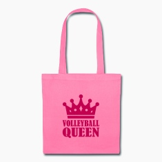 Volleyball Queen Bags & backpacks