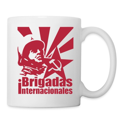 Spanish Civil War International Brigades Coffee Mug - Coffee/Tea Mug