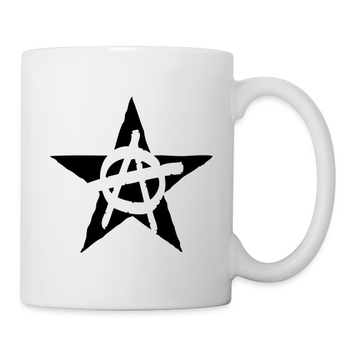 Anarchist Black Star Coffee Mug - Coffee/Tea Mug
