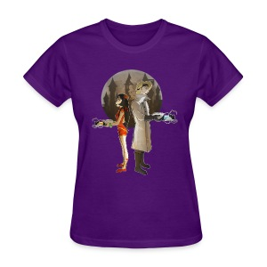 Women's Tee: The Destructive Duo - Women's T-Shirt