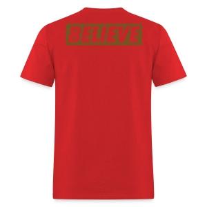 Free Bieber Text Tee - Men's T-Shirt