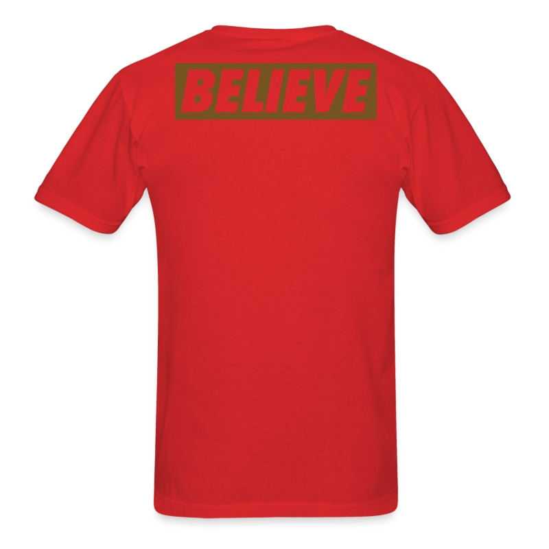 Free Bieber Text Tee - Men's T-Shirt